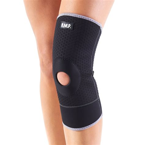 breathable neoprene knee brace compression sleeve