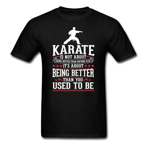 You T Shirt karate the best of you t shirt t shirt spreadshirt