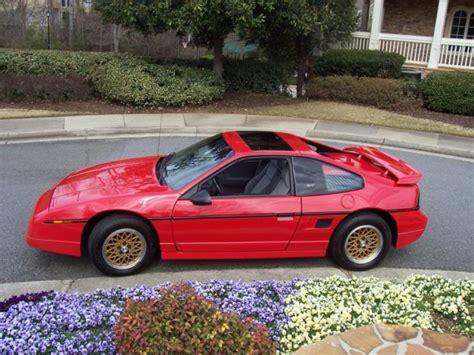 how do cars engines work 1988 pontiac fiero windshield wipe control 15k mile 1988 pontiac fiero gt bring a trailer