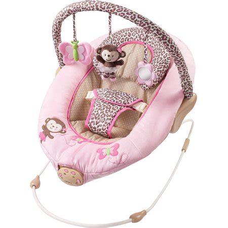 Walmart Baby Bouncy Chair - child of mine s ballerina bouncer walmart