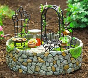 l du mini jardin coquet