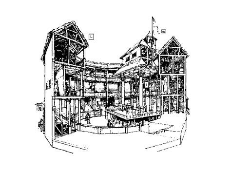 globe theatre diagram shakespeare globe theatre labeled diagram www pixshark