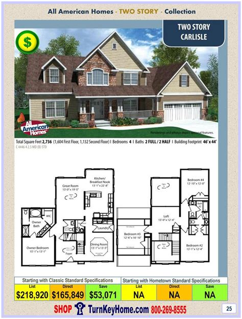 charleston by all american homes two story floorplan best 25 two story modular homes ideas on pinterest