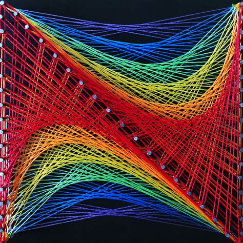 String Artists - on string string patterns and