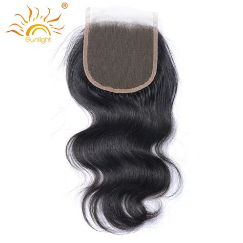 Closure Baby 2 by Wave 4x4 Lace Closure With Baby Hair 130