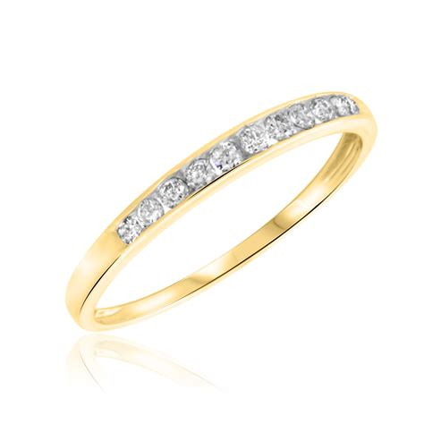 1 5 carat t w cut wedding band 14k