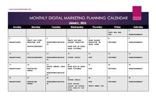 digital marketing calendar template content calendar template free macmanda media