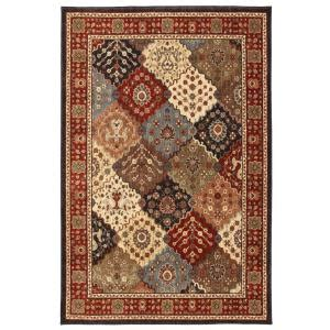 Mohawk Area Rugs Home Depot by Mohawk Home Pemberton Carmin 8 Ft X 10 Ft Area Rug