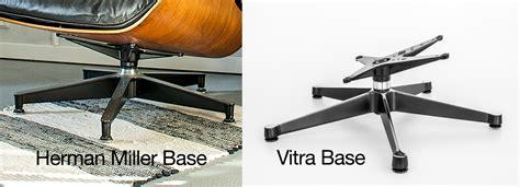 lounge chair manufacturer identification vitra herman miller