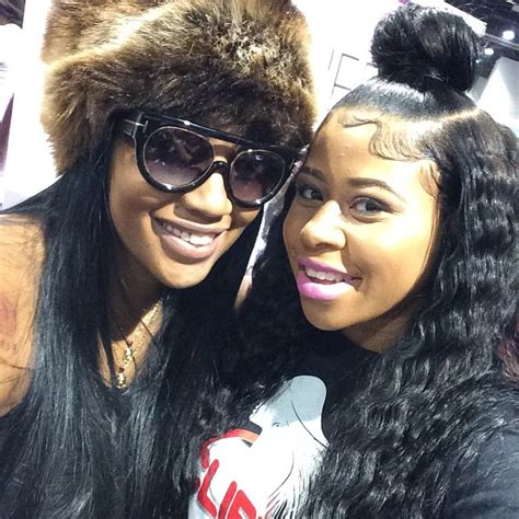 bruno brothers hair show in february 2015 atlanta hair show feb 2015 ming lee kenya moore shekinah