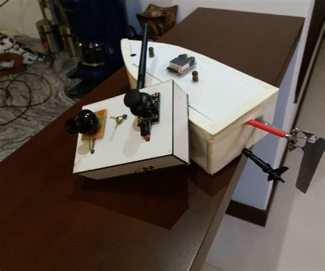 rc boat using arduino the rc boat from scratch diy rc transmitter and receiver