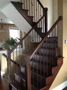 Metal Banister 1000 Ideas About Iron Balusters On Pinterest Staircase