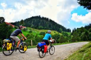 Bike Tours Bicycle Touring Across Pohorje 2 Two Wheel Travel