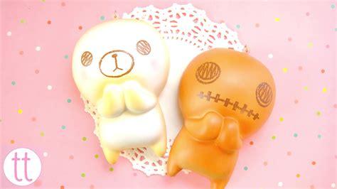 Squishy Bread Premium bread dolls aoyama tokyo ibloom squishies