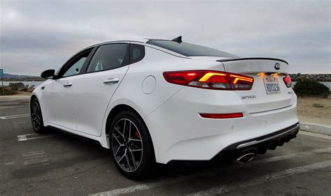 2018 kia optima sx turbo 2019 kia optima sx turbo road test review by ben lewis