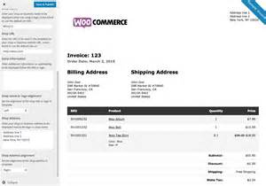 Print Invoice Template by Woocommerce Print Invoices Packing Lists Woocommerce