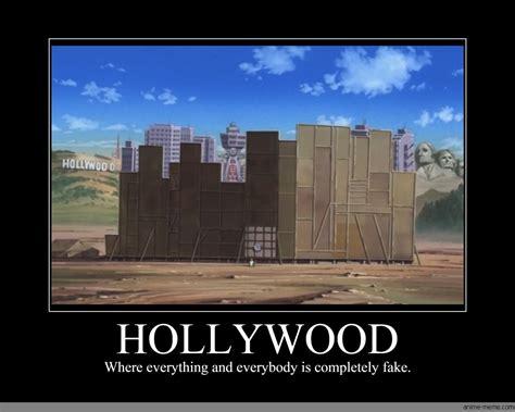 Hollywood Meme - hollywood anime meme com