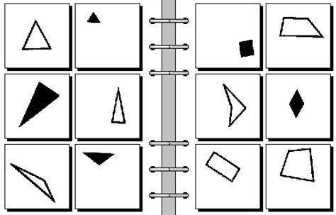 pattern recognition test exle hsgeometryadventure bongard pattern recognition puzzles