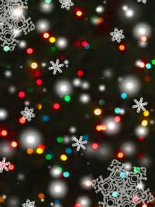 christmas lights n snow bg by yuninaoki on deviantart