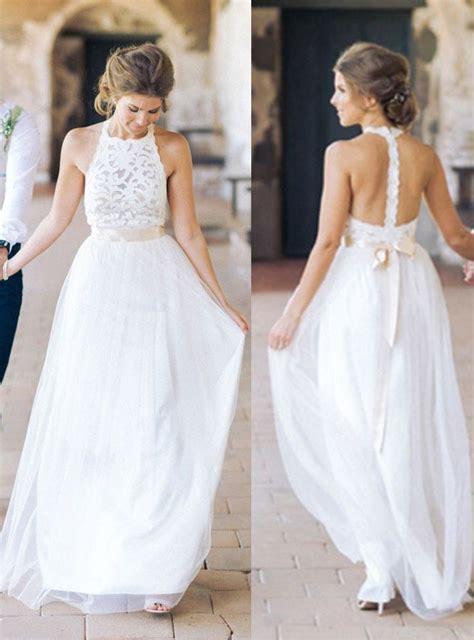17 Best ideas about Beach Wedding Dresses on Pinterest