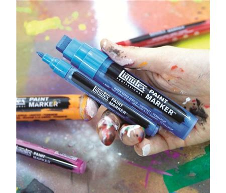 acrylic paint markers canvas liquitex acrylics markers sprays unique painting