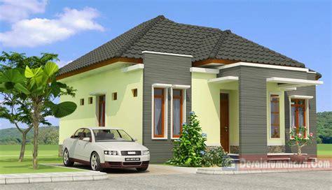 desain gambar rumah sederhana rumah sederhana minimalis