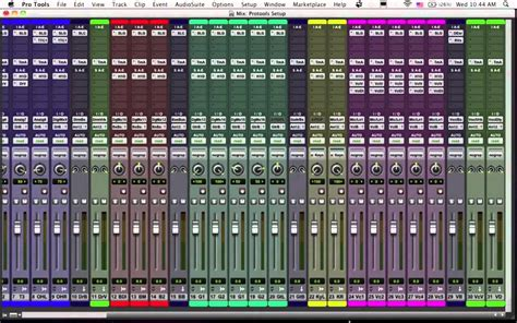 Protools Tip Setting Up Templates And Pro Tools Hack Youtube Pro Tools Templates
