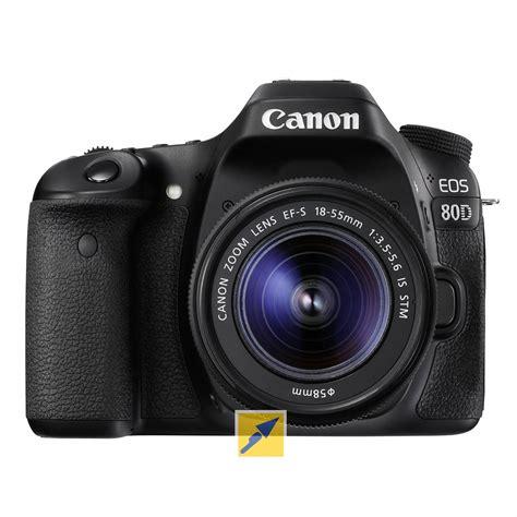 Kamera Slr Canon Gresik Digitale Slr Kamera Canon Eos 80d Kit Ef S 18 55 Is Stm Digitale Slr Kamera Digitalkamera