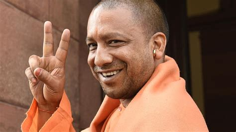 biography of yogi adityanath who is yogi adityanath mp head of gorakhnath temple and