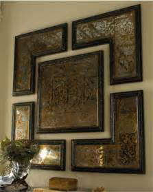 Wall Decor Sets by Wall Designs Wall Set 5 Mirrored Wall