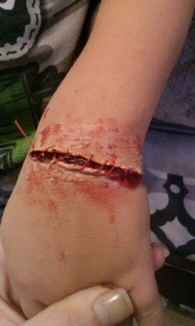 liquid latex tutorial cut 17 best images about special effects makeup on pinterest