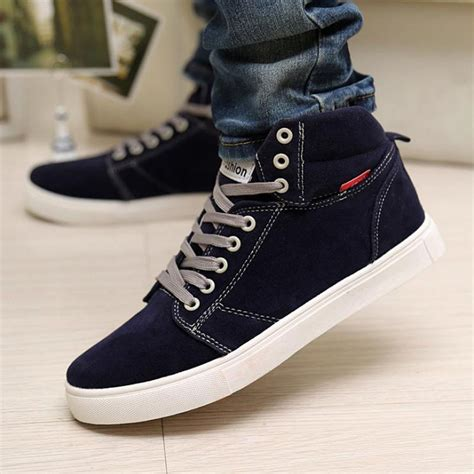 stylish mens sneakers casual winter shoes for mens 2017