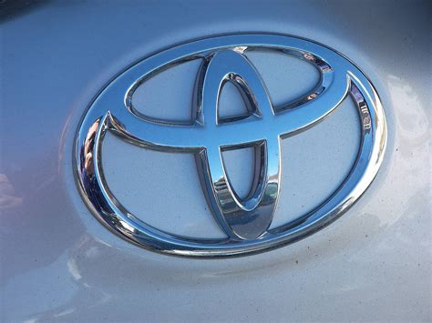 toyota car logo what is the meaning of toyota symbol