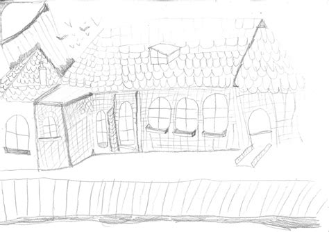 Sketches School by School Sketches Catforth Primary School