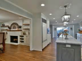 Kitchen dining room joanna gaines fixer upper kitchens for paint color