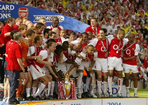 arsenal unbeaten season the arsenal invincibles where are they now talksport
