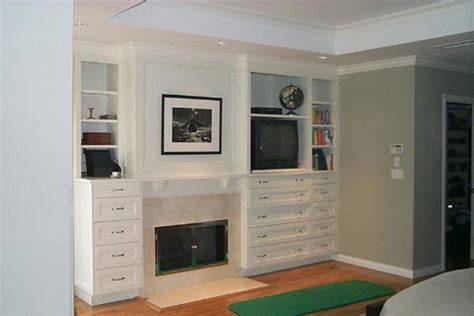 Mobile Home Interior Design Ideas by Nyc Custom Built In Fireplace Bookcases Bookshelves Wall