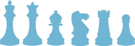 Chess Pieces Outline by Posts 1 20 Of Chess