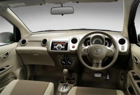 honda brio interior 2012 honda brio review price interior exterior engine