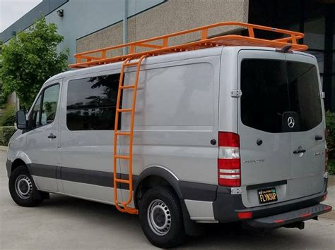 Sprinter Rack by Sprinter Roof Rack Build Aluminess