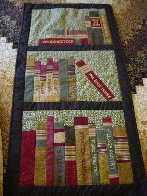 bookshelf quilt pattern crafted bookshelf wh quilt by the newfane country