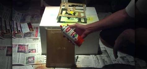 How To Paint Your Xbox 360 Console With Spraypaint