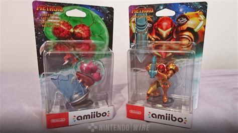 Amiibo Metroid Metroid Series metroid samus returns amiibo photo gallery nintendo wire