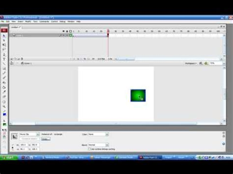 tutorial flash motion tutorial flash 1 motion tweening 1 youtube