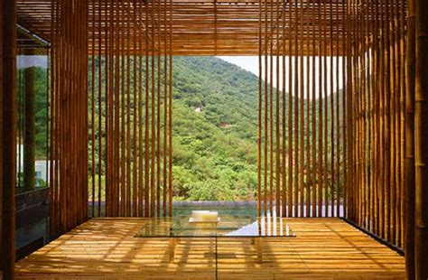 the and aesthetic bamboo house design beautiful