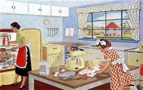 50s fitted kitchen