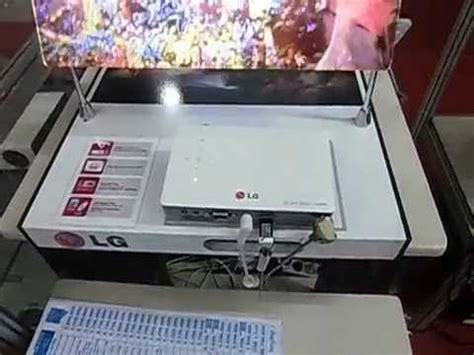 Lg Mini Projector Pb 62g portable led projector lg pb 60g