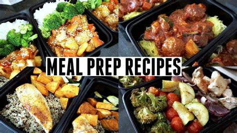 meal prep cookbook easy and delicious recipes to prep your week breakfast edition book 1 books easy meal prep recipes