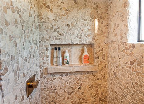 mixed quartz mosaic tile pebble tile shop