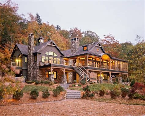 dream country homes country cabin living dream home pinterest country